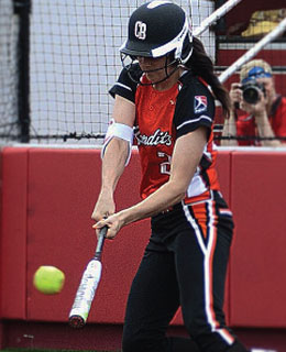 louisville softball hitting pitching coach